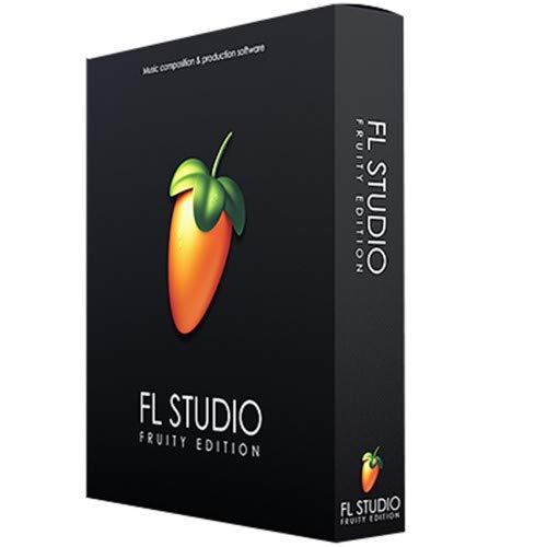 Image Line FL Studio 20 Fruity Edition (Boxed) (Fruit Loops 11)