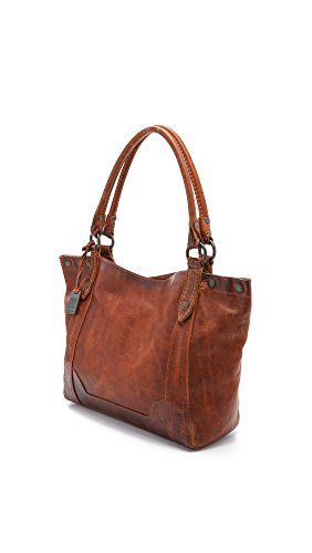 Melissa Leather FRYE Handbag Cognac Shoulder pqn0dzY