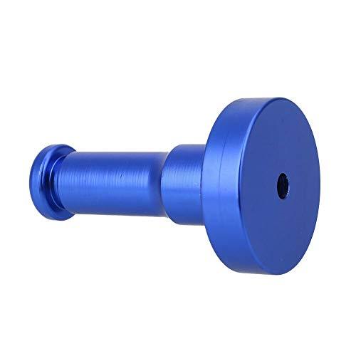 (MOPOLIS 361C Multi-Color Aluminum Alloy Wall Door Hook DIY Towel Clothes Hanger Holder (Color - Royal Blue))