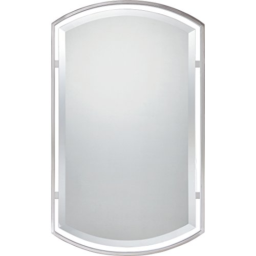 Quoizel QR1419BN Mirror Vanity Lighting Small Nickel