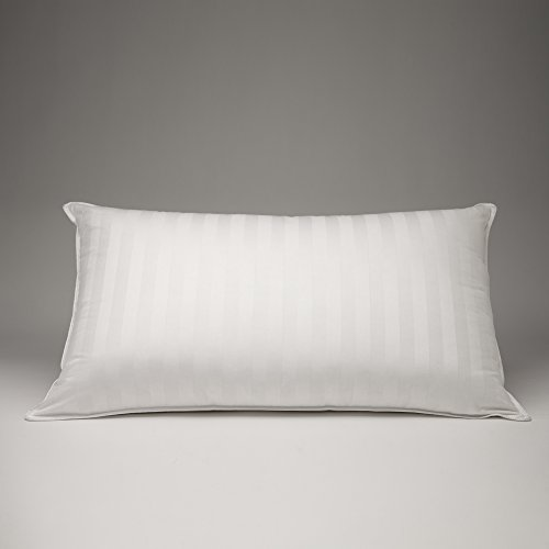FineFeather 100% Hungarian White Goose Down Pillow, Luxury 700 Fill Power, King Size