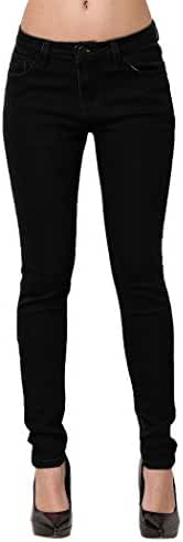 Skinny Jeans, ZLZ Women's Casual Butt Lift Stretch Jeans Leggings