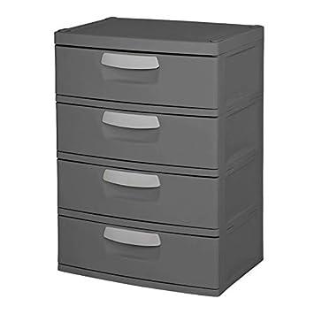 Amazon.com: STERILITE - Unidad de almacenamiento de 4 ...