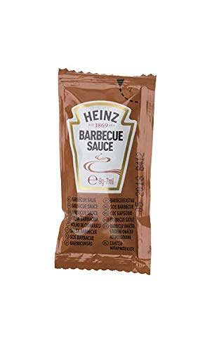 Salsa Barbacoa Heinz Monodosis 250 x 7 ml: Amazon.es: Alimentación y bebidas