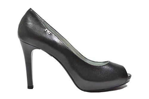 Nero Giardini Decolte' spuntate nero 5381 scarpe donna elegante P615381DE