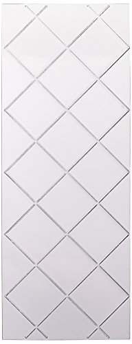 Bakery Crafts Diamond Quilted Grid Fondant Impression Cake D