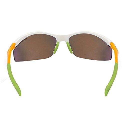 Blanco De Peak Gafas Sol Sunwise Blanco xw8FREX