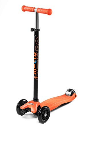 Micro Maxi Scooter with T-bar (Orange)