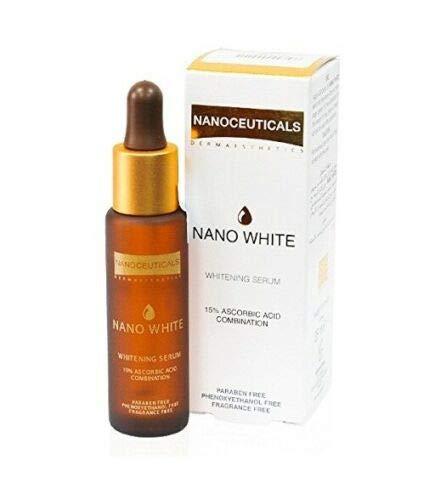 ISIS Pharma Nano White 15% Vitamin C Whitening Serum 28ml. Hyperpigmentation NEW Anti-Aging Products