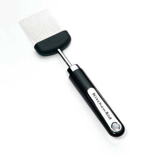 KitchenAid Wide Basting Brush, Black