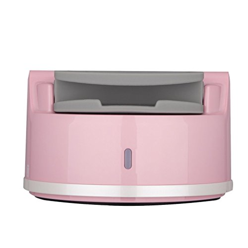 Clebsch Smart Selfie Robot for Mobile Phone IOS and Andro System with Bluetooth Connection to Take Photo Auto Tracking 360 Degree Rotate (Pink Gen2) by Clebsch (Image #2)