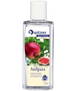 Spitzner Sauna Infusion Pomegranate - Fig 190 ml / 1000 ml