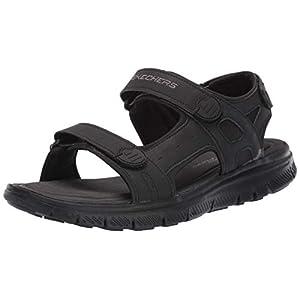 Skechers Men 51874 Ankle Strap Sandals