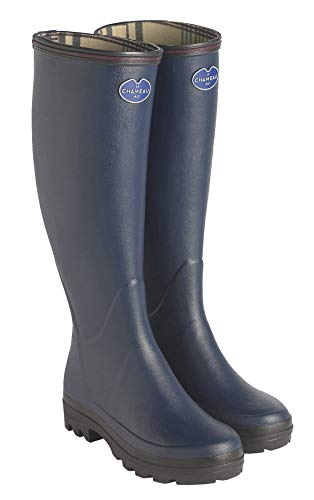 Woman The Giverny 0247 Navy Boots Camel qZqw1nSBf