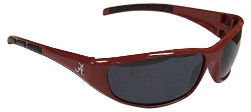 Siskiyou NCAA Alabama Crimson Tide Wrap Sunglasses