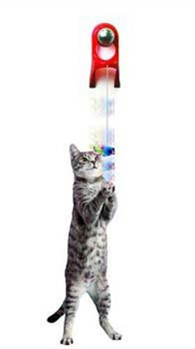 JW Pet Company Spring String Cat Toy