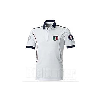 Polo BERETTA - Mans Uniform Pro Polo Italia - S: Amazon.es ...