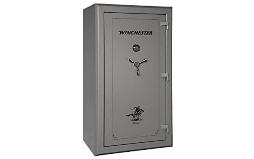 Winchester Treasury 48 Safe with Dial Lock - Gunmetal Gray