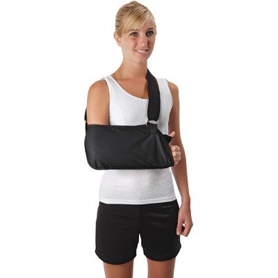 Premium Padded Arm Sling Size: Medium by Ossur