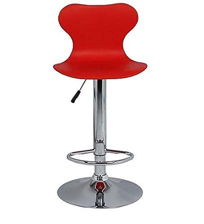 Mr. Lazy Designer bs10 Bar Stool (Red)