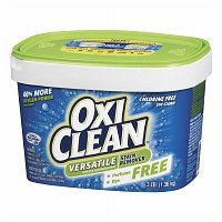 (OxiClean Versatile Stain Remover, Free, 3 lb - 2pc)
