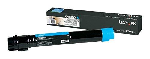 Lexmark X950X2CG Ex HY Cyan Print CTG (Extra Hy Print Cartridge)