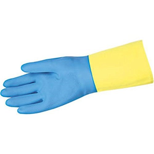 Memphis Chem-Tech Unsupported Neoprene on Latex Gloves (132 Pair)