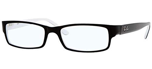 Ray Ban eyeglasses RX5114 2097 Acetate Black - ()