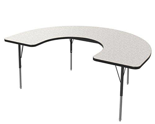 Horseshoe Activity Table (Marco Group Horseshoe Adjustable Activity Table, 48