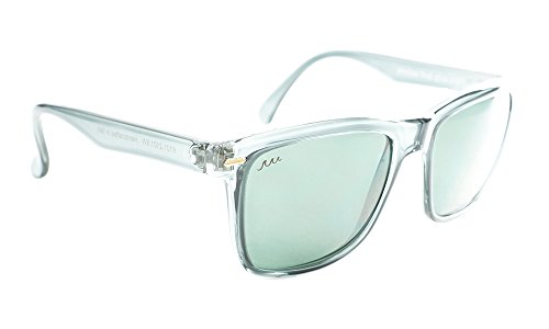 Waveborn Sunglasses Marina Sunglasses, Clear Gray, for sale  Delivered anywhere in USA