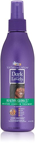 SoftSheen-Carson Dark and Lovely Healthy-Gloss 5 Moisture Leave-In Treatment, 8.5 fl oz