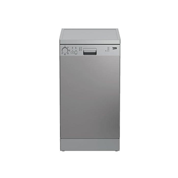 31xZ4 CMRvL Haz clic aquí para comprobar si este producto es compatible con tu modelo Beko DFS05013X. Diseño: Independiente Color de la puerta: Acero inoxidable