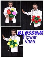 Tora Blossom Flower Vase Triple - Tora Magic
