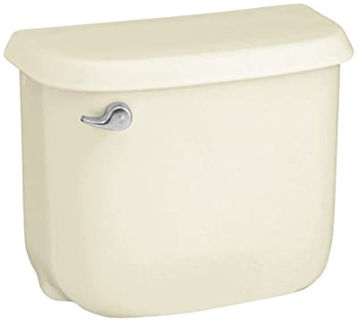 Sterling 404555-96 Windham Toilet Tank, Biscuit