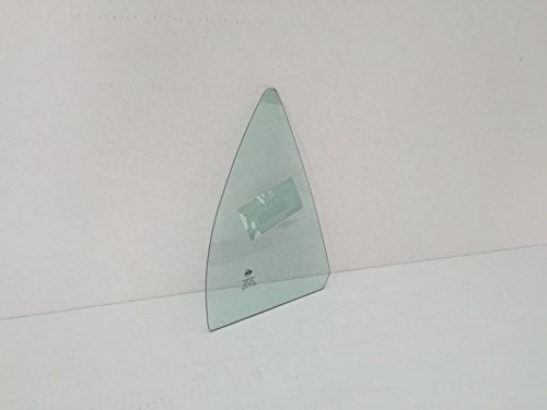 Rear Door Vent - 1998-2002 Toyota Corolla & Chevrolet Prizm 4 Door Sedan Passenger Side Right Rear Vent Glass Window