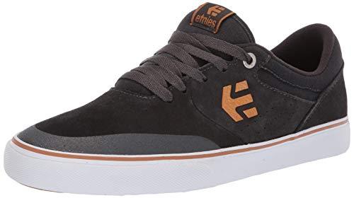 Etnies Men's Marana Vulc Skate Shoe, Graphite, 11 Medium US