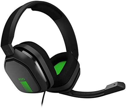 Amazon.com  ASTRO Gaming A10 Gaming Headset - Green Black - Xbox One  Video  Games 512b52048c