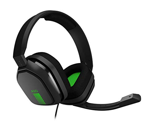 ASTRO Gaming A10 Gaming Headset - Green/Black - Xbox ()