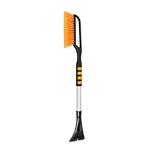 ❤️MChoice❤️Multipurpose Long Handle Snow Removal Brush Scraper Ice Shovel Car Vehicle - Snow Squeegee