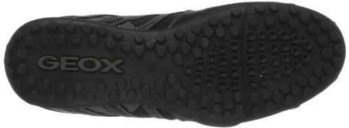 Uomo Geox Scarpe Ginnastica da Nero Leadc9204 Snake Black K rrqXR