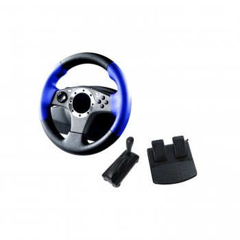 3 in 1 Pro Racing Wheel For Playstation 3