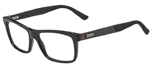 Gucci GG1045/N Eyeglasses-0544 - All Black Gucci
