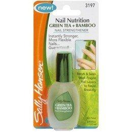 (Sally Hansen Nail Nutrition Green Tea + Bamboo 0.45 Ounce (13ml) (2 Pack))