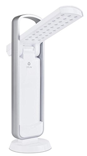 OttLite 290009 LED Task Lamp in White