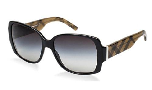 BURBERRY Sunglasses BE 4105-M BLACK 3346/8G BE4105-M