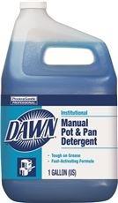 Procter / Gamble 57445 DAWN DISH DETERGENT MANUAL POT AND PAN REGULAR SCENT GALLON (4 GL PER CASE)