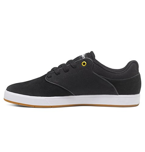 Sneakers Taylor DC Mikey Black Herren White Gum vqwgtOpwF