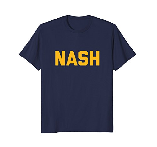 fan products of NASH Gold T-Shirt - Nashville TN