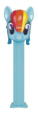 My Little Pony Rainbow Dash Pez Dispenser by Pez Candy (Sexy Grinch)