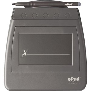 ePadlink ePad Eelectronic Signature Pad - Serial (Epad Signature Pad)